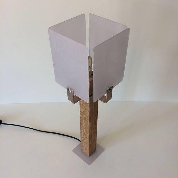 Moderne Tischlampe Buro Schreibtisch Lampe Holzerne Lampe