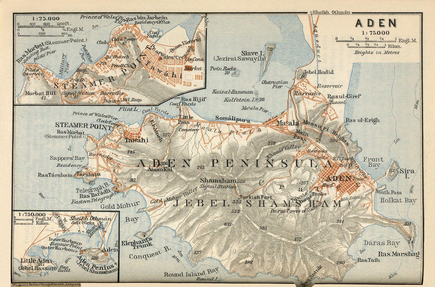 Aden 1914 | Maps | Vintage world maps, Historical maps, Map Map Aden on persian gulf map, taiz map, jaar map, damascus map, abadan map, arabian sea, merca map, middle east map, strait of gibraltar, gulf of oman, kusti map, horn of africa, denim map, tanzania map, ceylon map, gulf of aqaba, dubai map, cairo map, karamay map, bay of bengal, sinai peninsula map, piracy in the strait of malacca, red sea, pegu map, medina map, dead sea map, al hofuf map, piracy in somalia, indus river map,