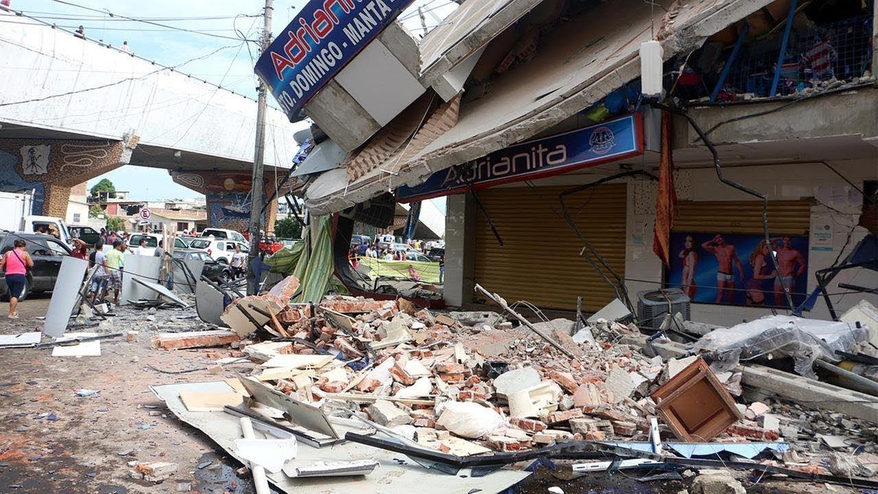 Earthquake Today Ecuador Huge Breaking Video Earthquake Earthquake Today Los Angeles Earthquake
