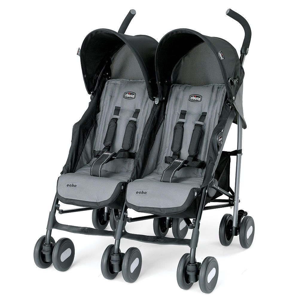 The Chicco Echo Twin Stroller