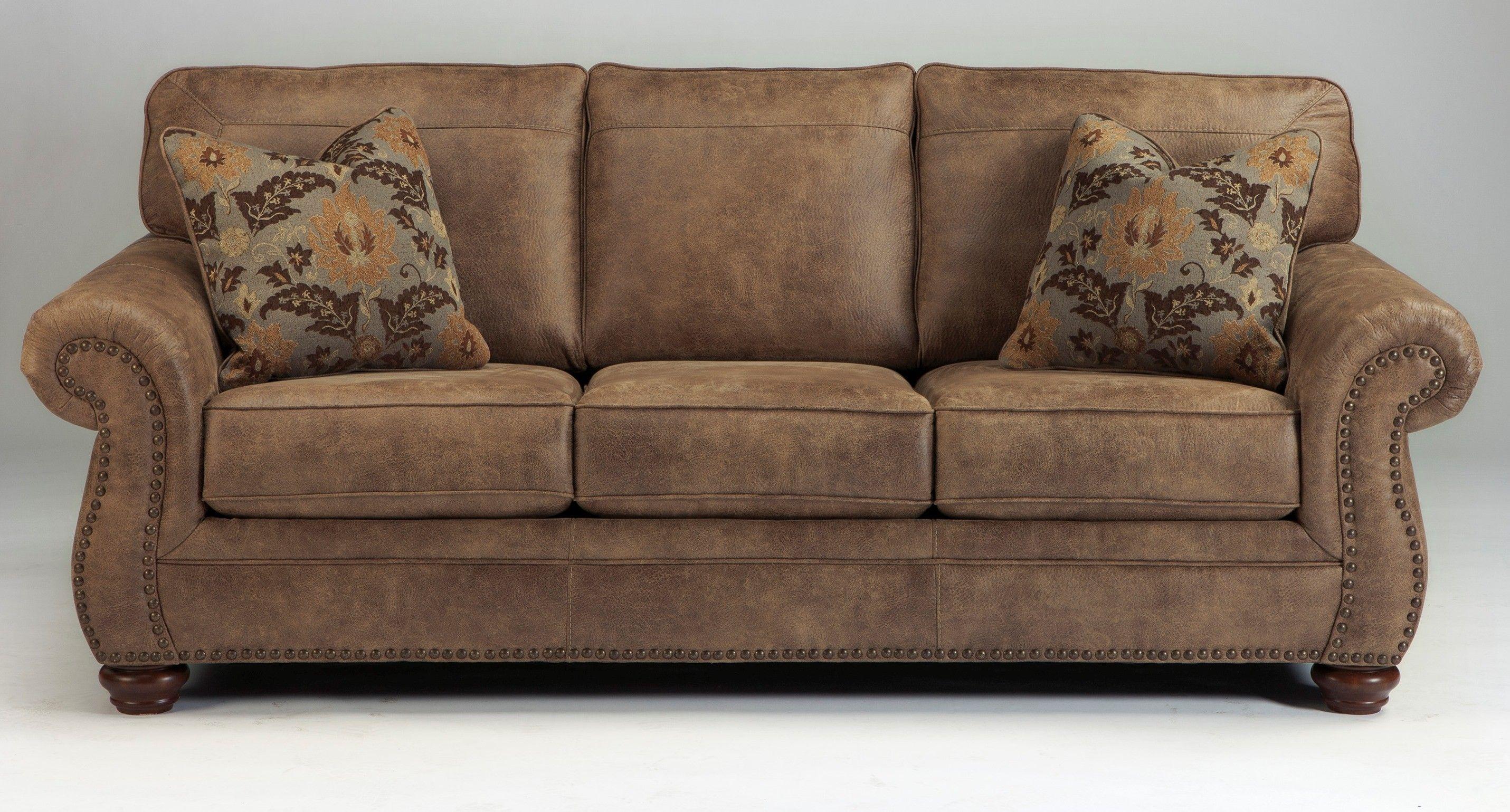 Signature Design By Ashley Larkinhurst Earth Sofa Reviews
