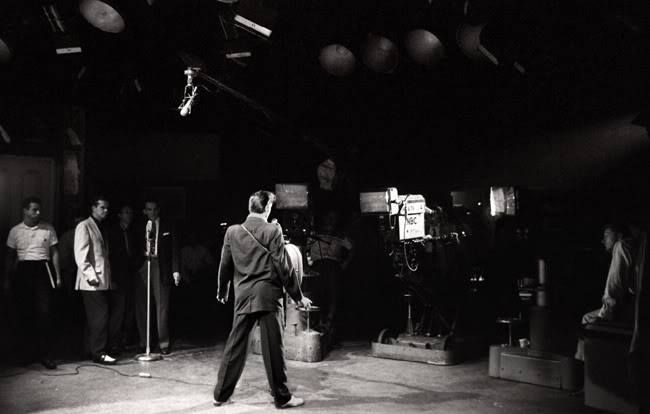 Elvis on the Steve Allen show, July 1, 1956.