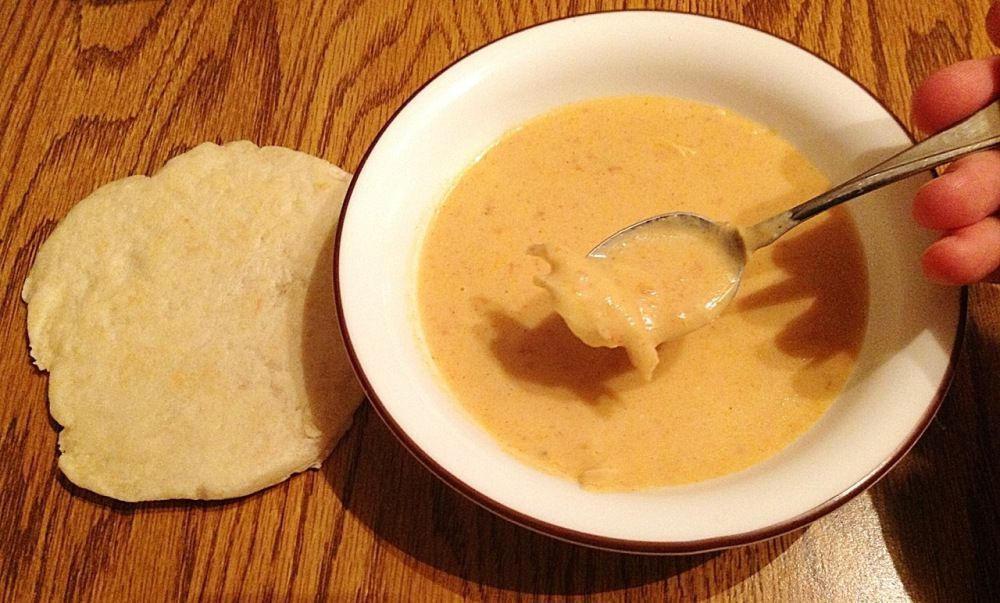 Cheesy Chicken Enchilada Soup. I think this was the best thing I have ever made! It is to die for! I added a small can of green chiles and I used a half can of tomato sauce instead of rotel. Just a warning the way I did it was spicy but I like it that way. I also only used half the amount of velveeta. #todieforchickenenchiladas Cheesy Chicken Enchilada Soup. I think this was the best thing I have ever made! It is to die for! I added a small can of green chiles and I used a half can of tomato sau #todieforchickenenchiladas