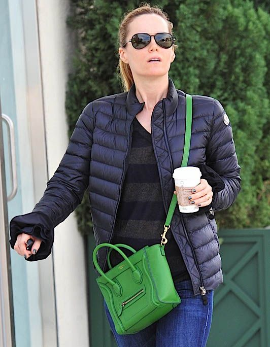Celebrities and their Celine Luggage Totes  A Retrospective 2893b771231fd
