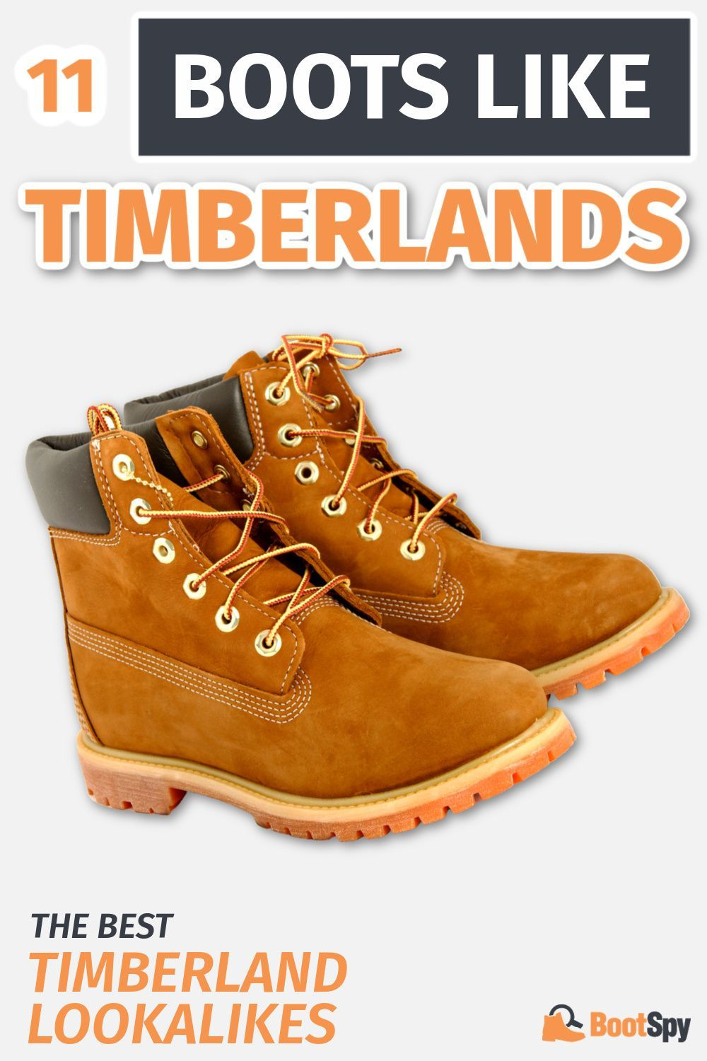 11 Boots Like Timberlands: The Best