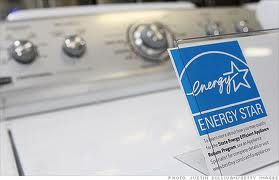 Mother's Day #green gift idea #4: Replace one of mom's old appliances with an @EnergyStar appliance.