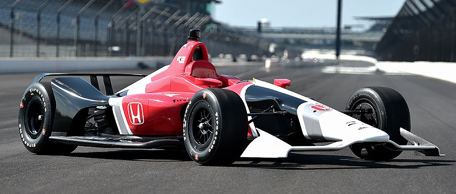 2018 Universal Aero Kit Honda Indy Cars Car Classic Race Cars