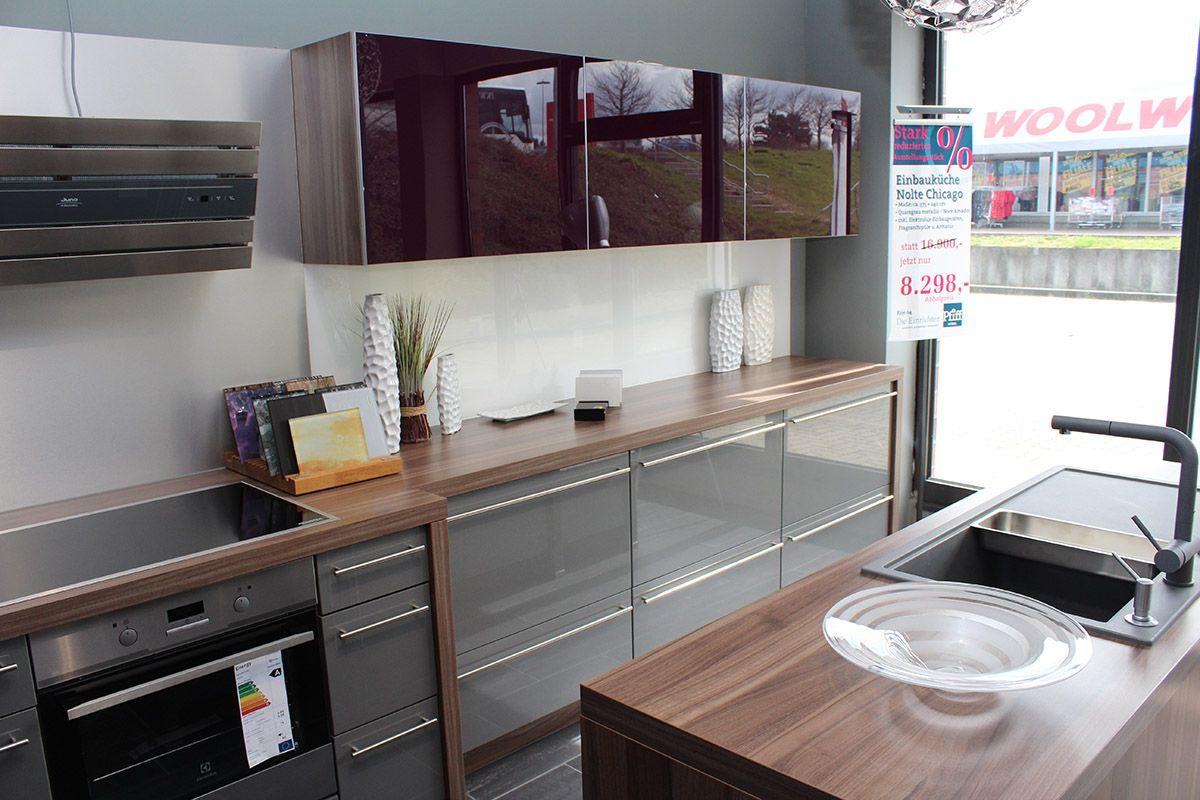 Preiswerte einbauküchen  Küchen im Abverkauf bei Pfiff Möbel | Preiswerte Einbauküchen ...