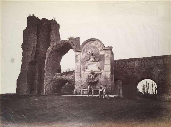 1866/70 Altobelli Gioacchino . Porta Furba.
