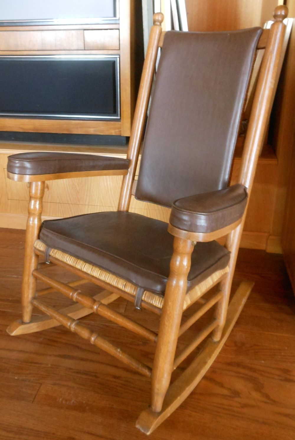 An official kennedy rocking chair rocking chair estate