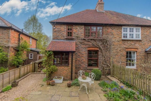 3 bed semi-detached house for sale in Petworth Road, Wormley, Godalming