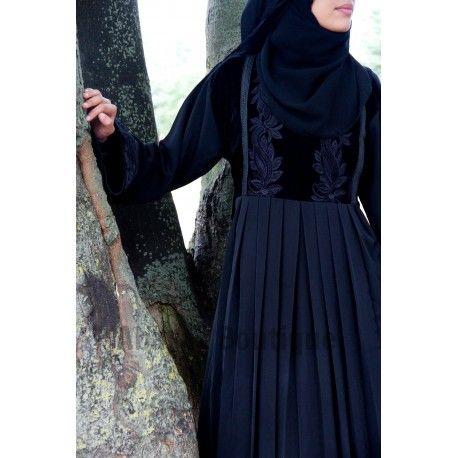 Lady Velvet Empress Abaya