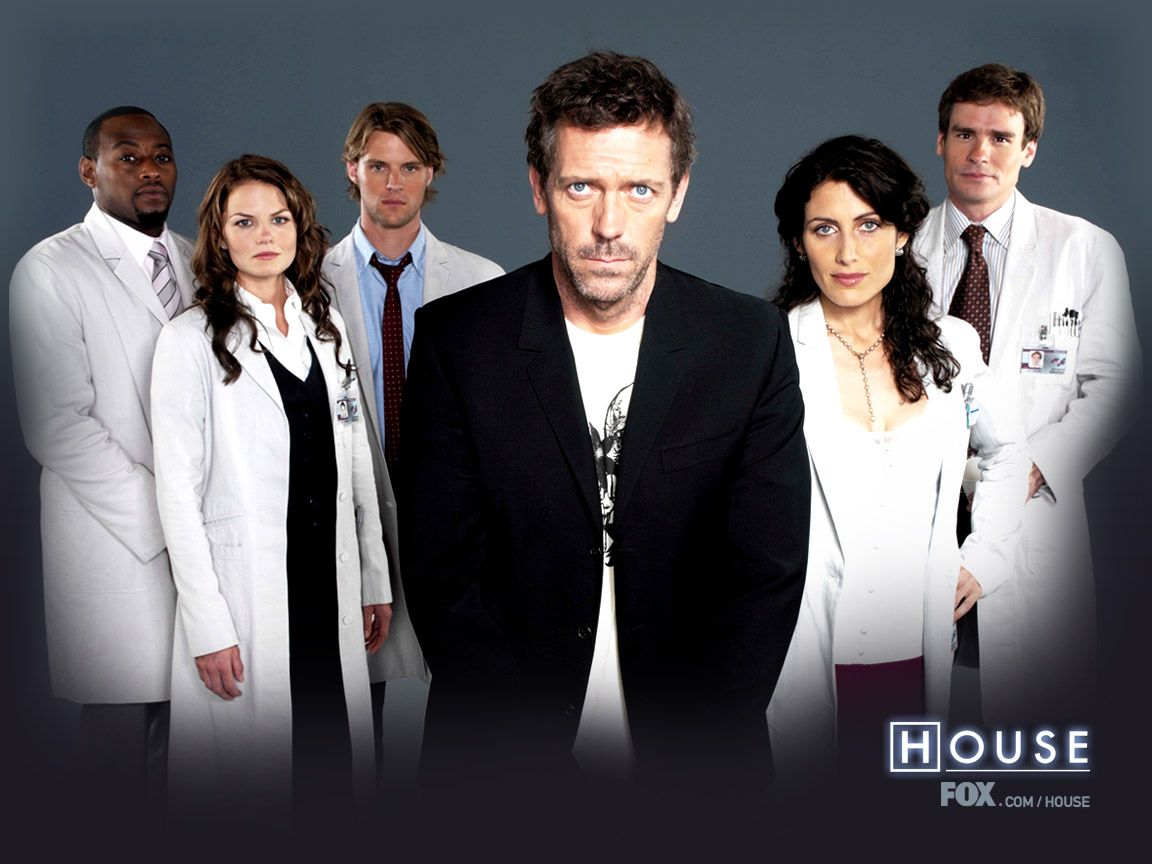 House Md 3 House Md Dr House House Cast