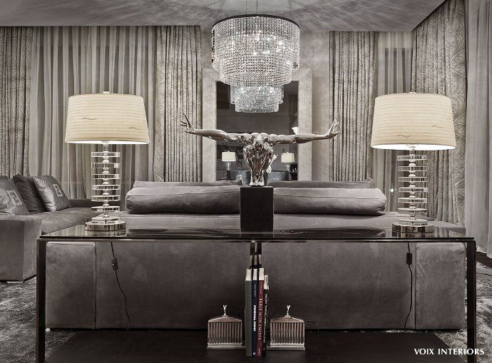 Top furniture brands fendi casa interior design for Casa interior design