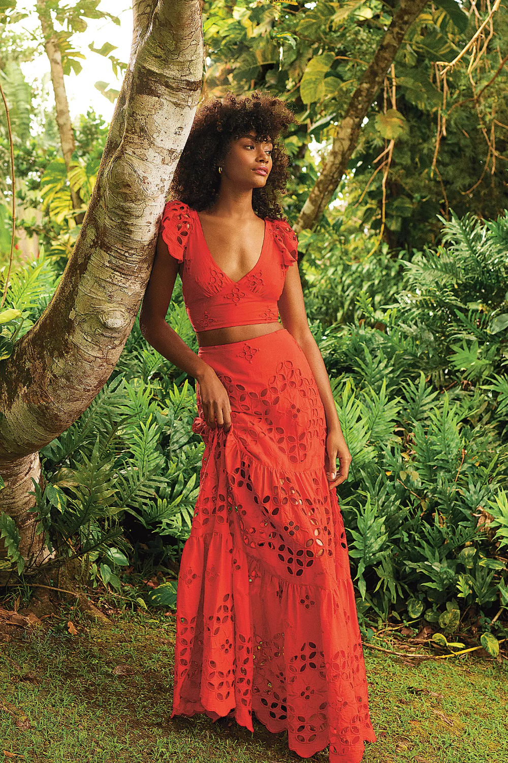 FP One Dolce Vita Set in 2020 Tropical skirt, High rise