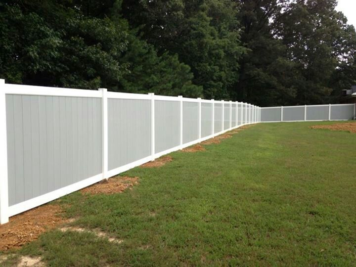 Privacy Fence Offers More Than What Your Neighbor Has In