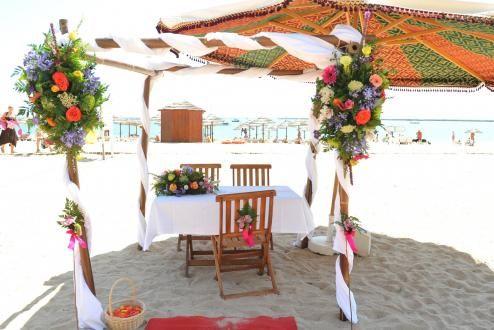 Wedding On The Beach At Club Nau Ferragudo