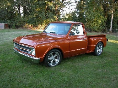 67 Chevy Truck Russj67 S 1967 Chevrolet C10 Chevy Trucks