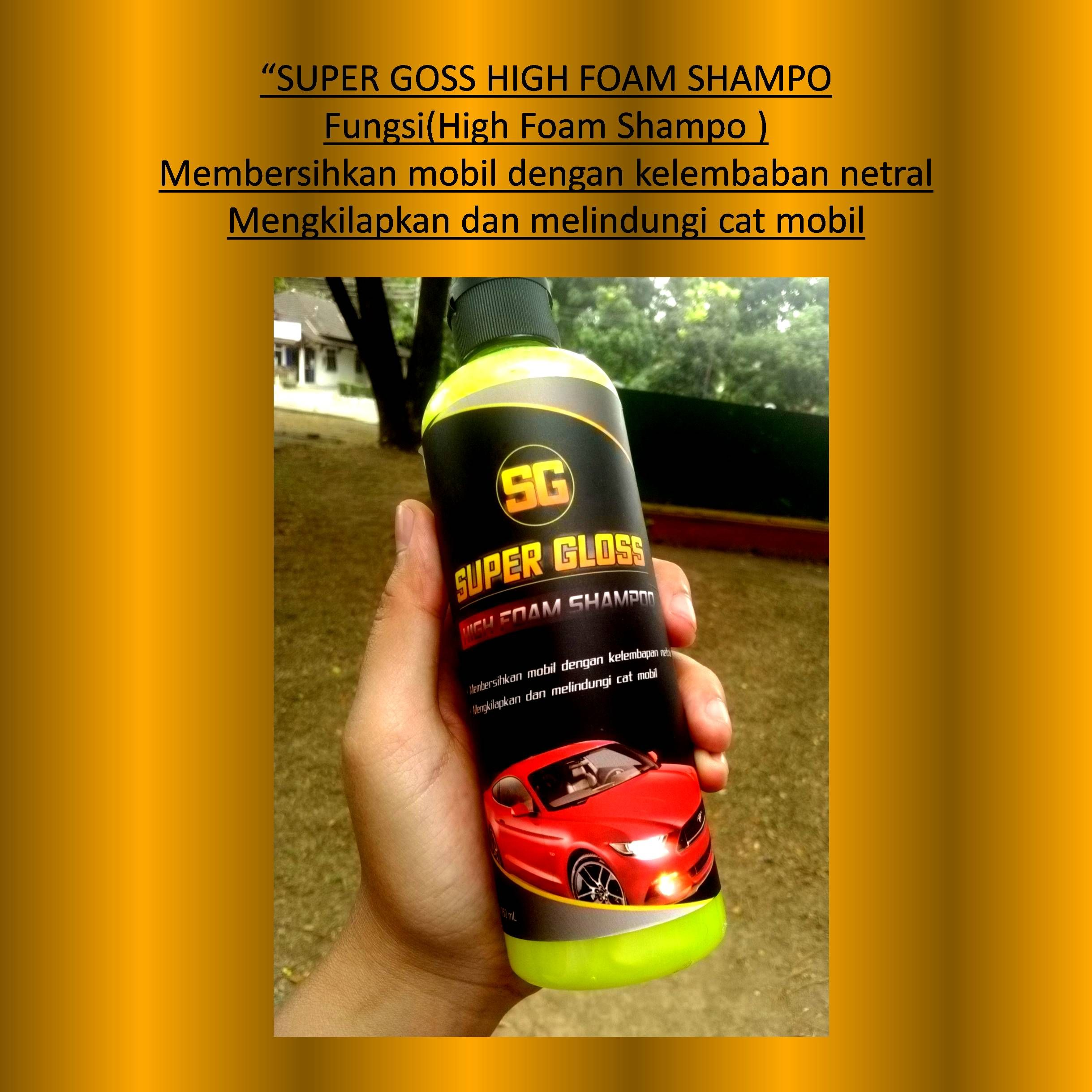 HP 08813767577 Shampo Perawatan Dan Pelindung Cat Mobil