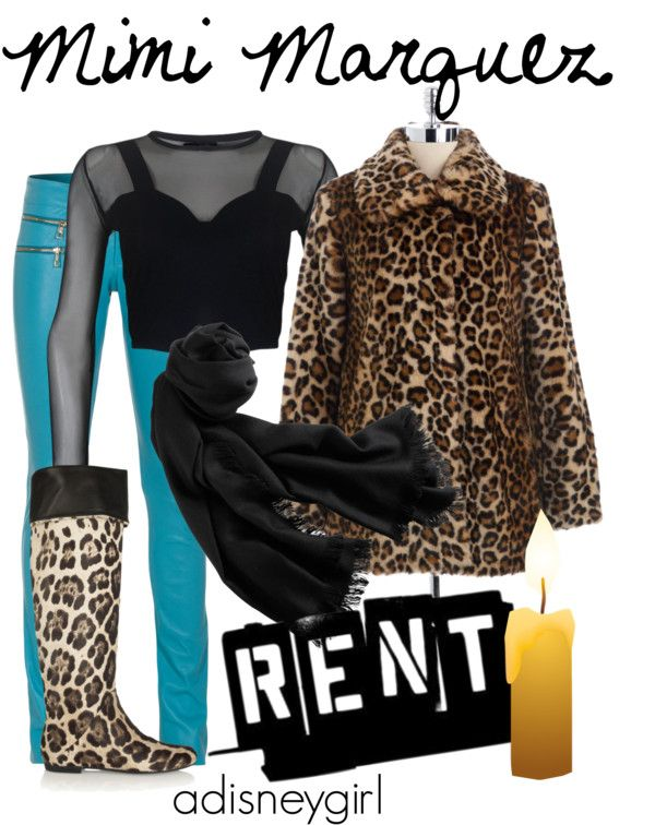 Dresses Rent the Musical