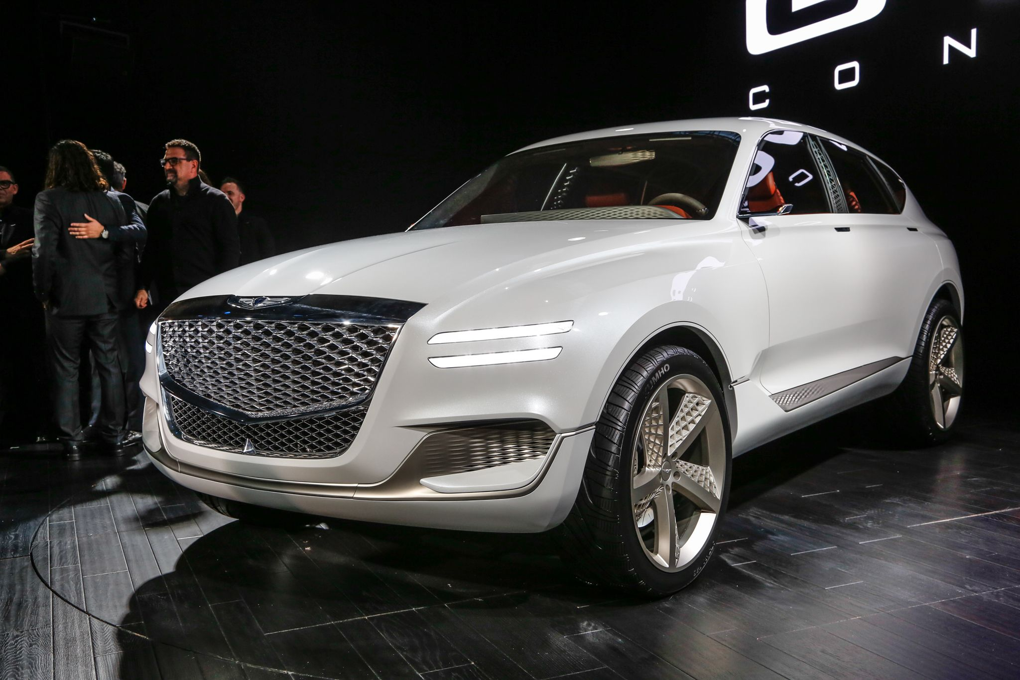 New Genesis Concept Suv Amazing Genesis Cars Automobile Concept
