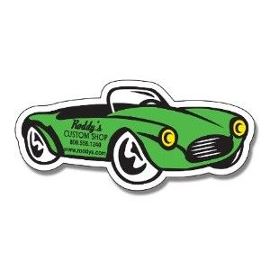 X Custom Sports Car Magnets Great For Advertising - Custom sport car magnets