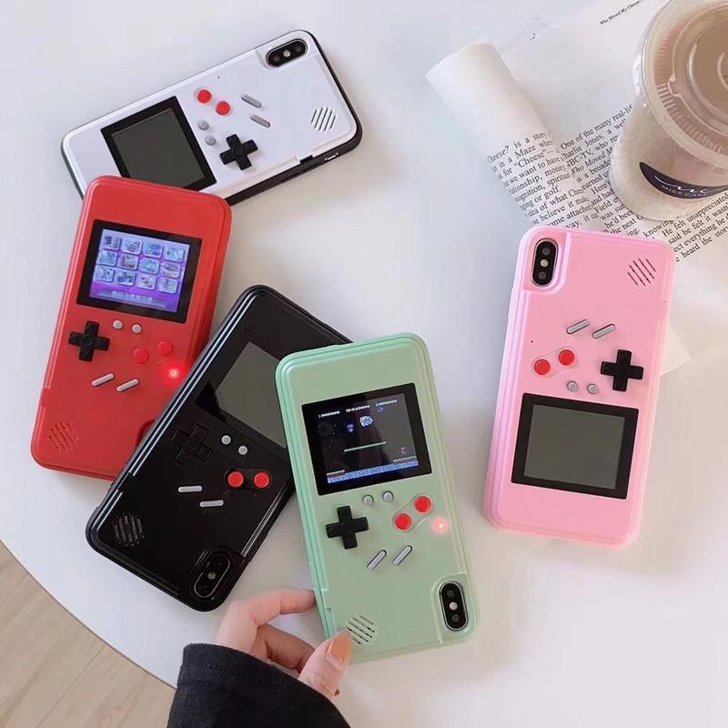 Gamegirl iphone case in 2020 retro phone case pink
