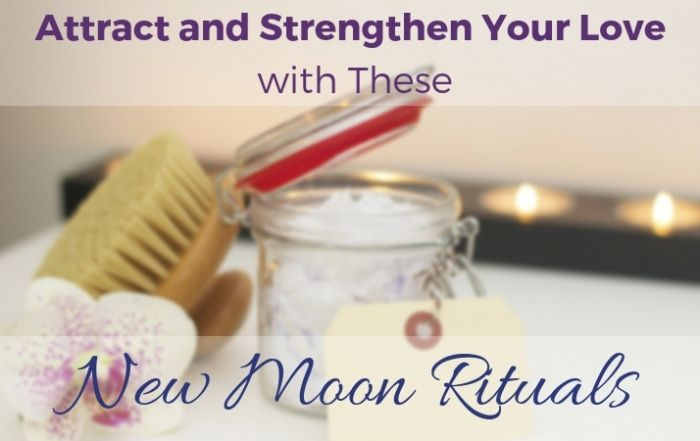 Attract and Strengthen Your Love with These New Moon Rituals #newmoonritual Attract and Strengthen Your Love with These New Moon Rituals #newmoonritual