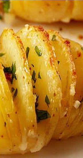 Garlic Butter Potatoes