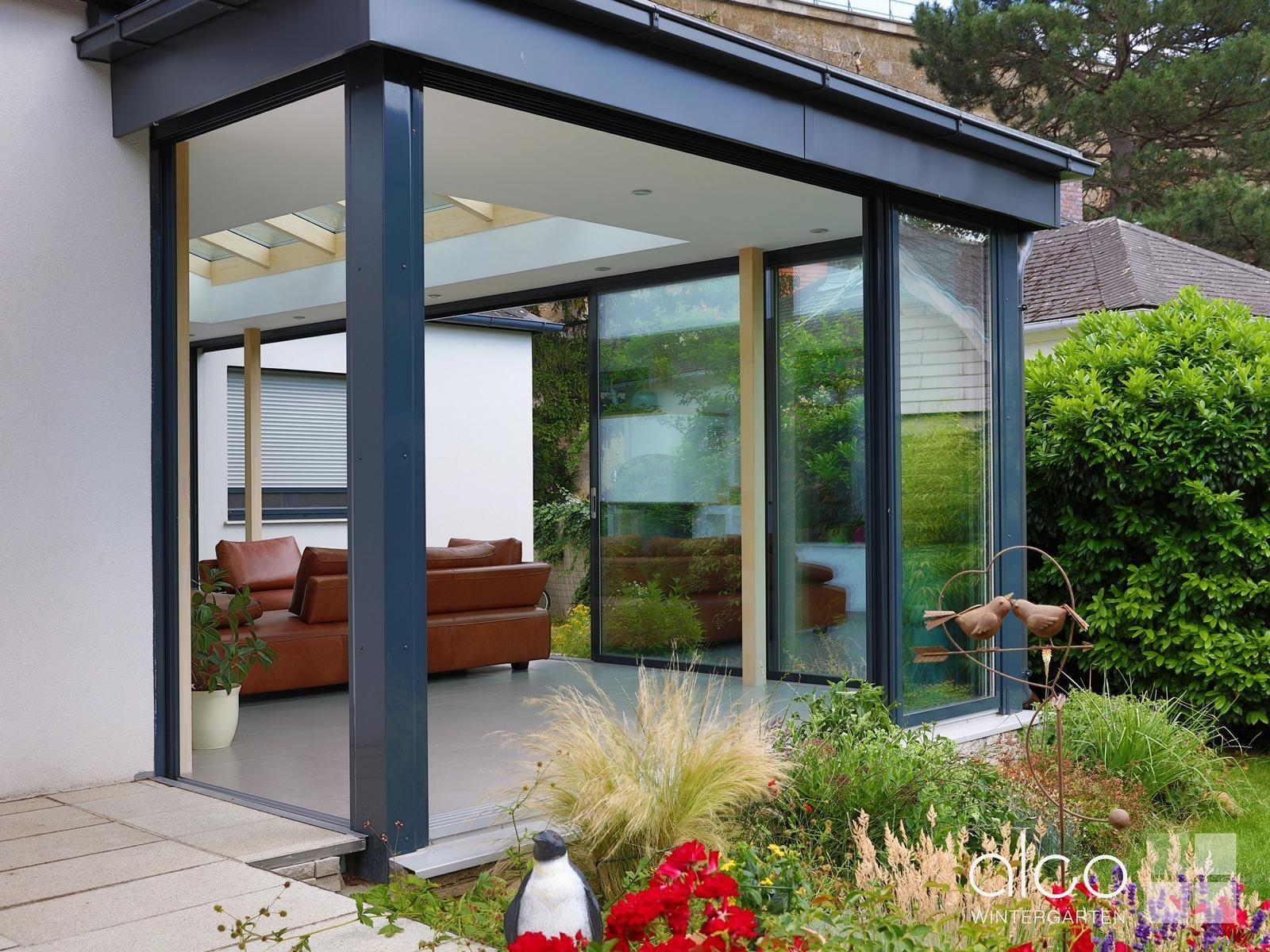 Moderne Wintergärten mit Lichtraum Unsere Referenzen