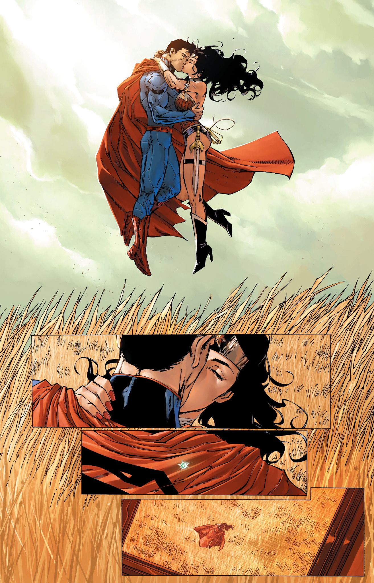 The DC Comics Universe in 2020   Superman wonder woman