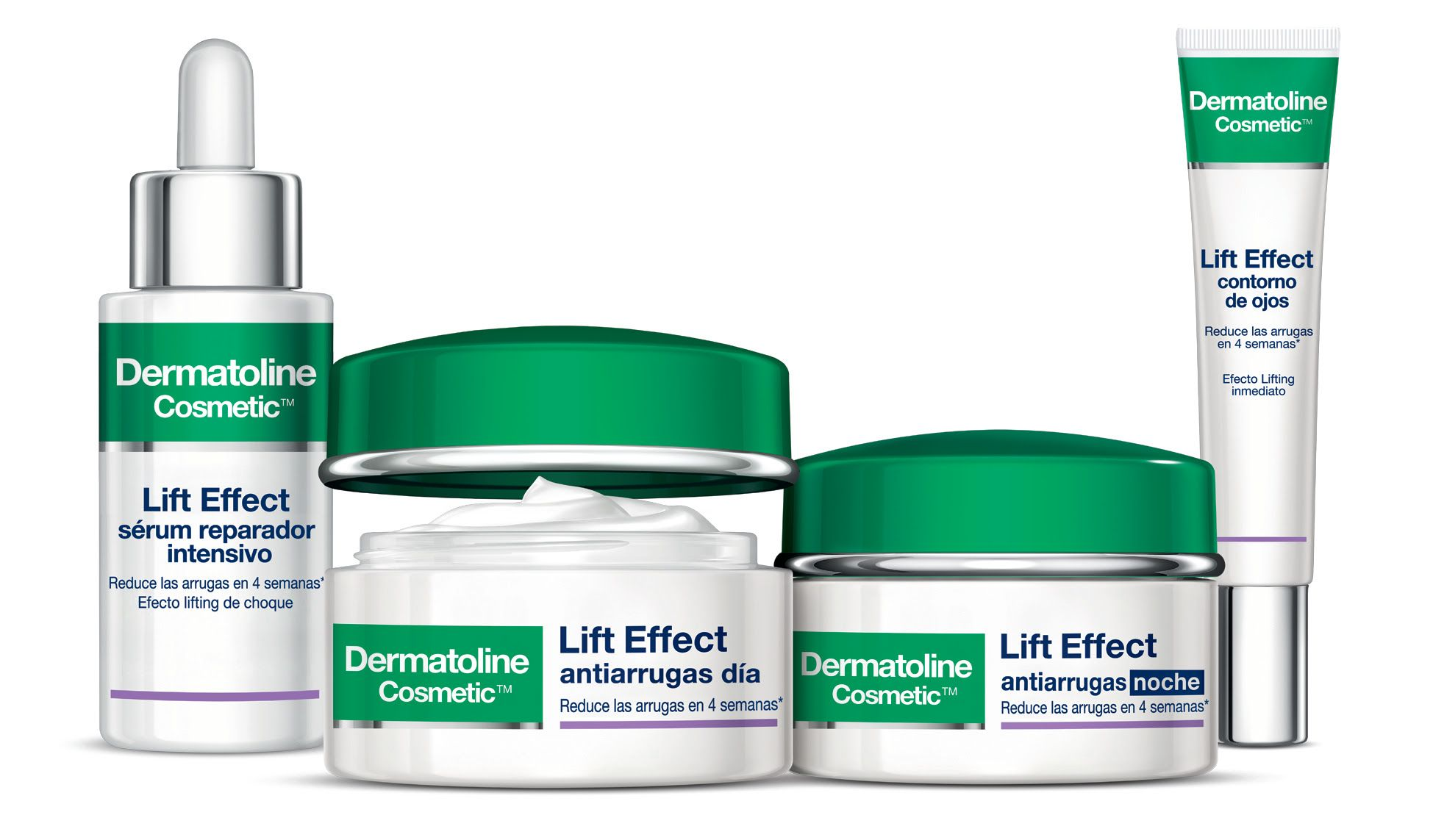 dermatoline cosmetici rostro