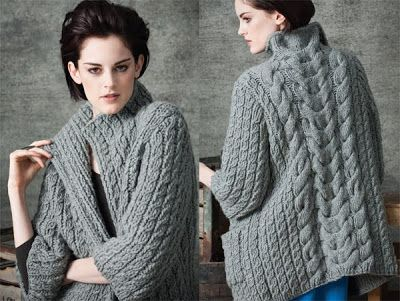 Samurai Knitter: Vogue Knitting, Early Fall 2010