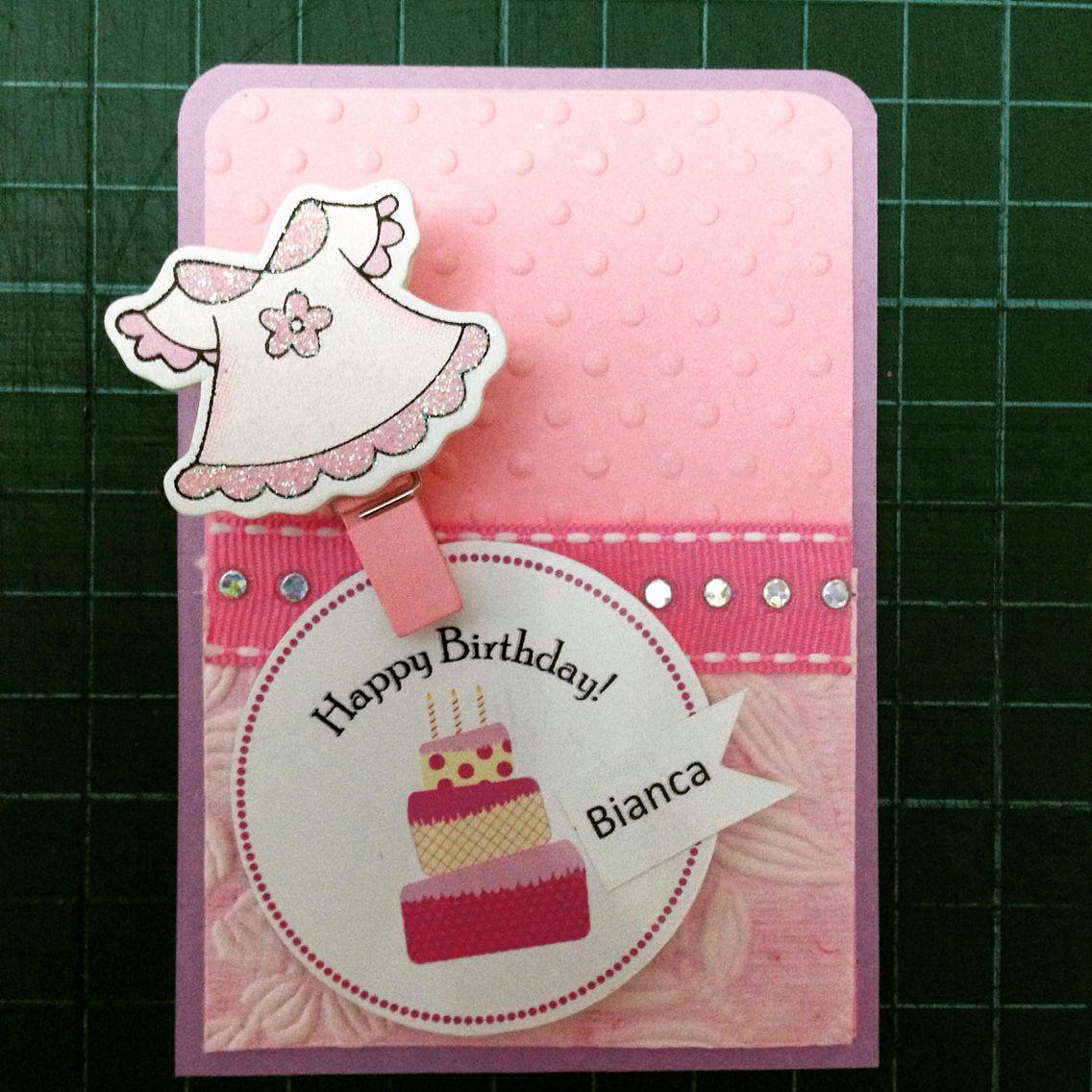 Gift card by egleecraft cards happy birthday birthday