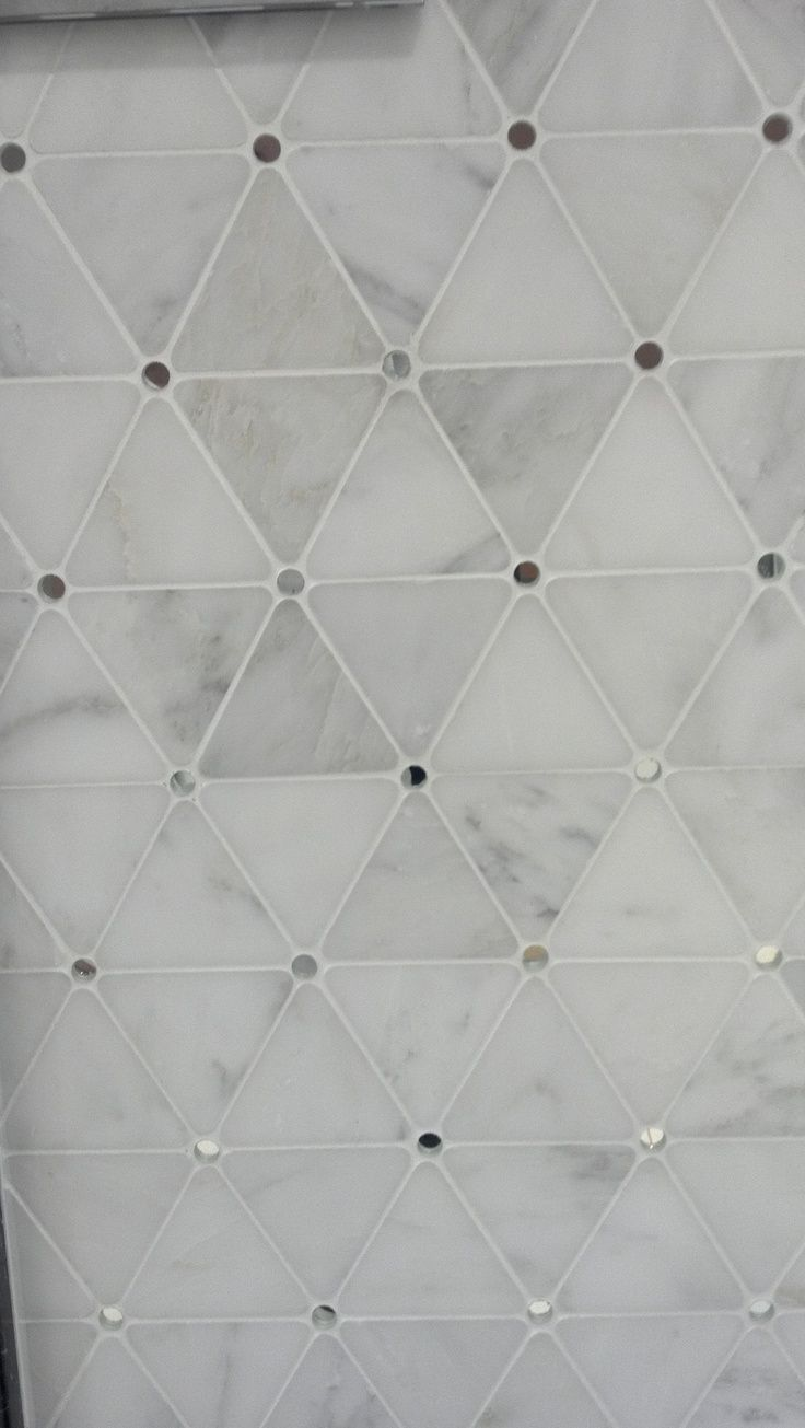 Diamond Shape Marble Mosaic Backsplash Google Search