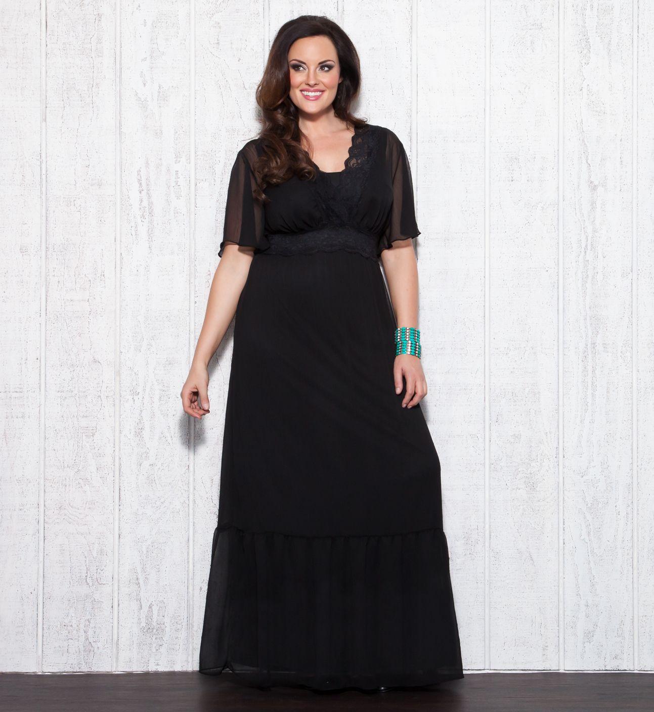 Lane Bryant Plus Size Maxi Dresses