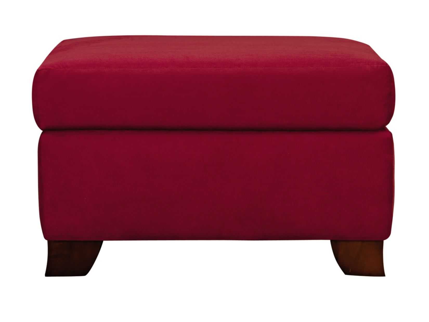 adrian red ottoman value city furniture new house pinterest
