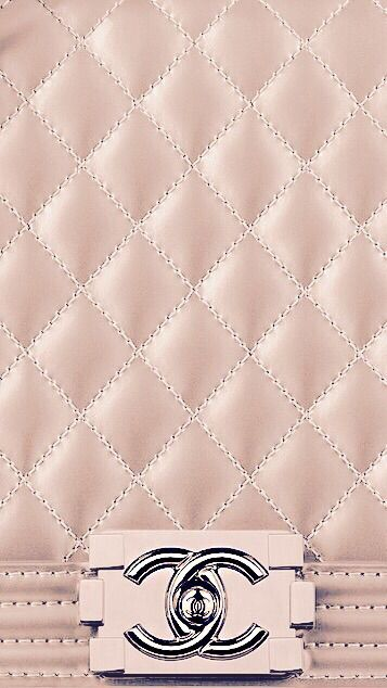 Rose Chanel Iphone 6s Plus Chanel Wallpapers Rose Gold Wallpaper Gold Wallpaper Android