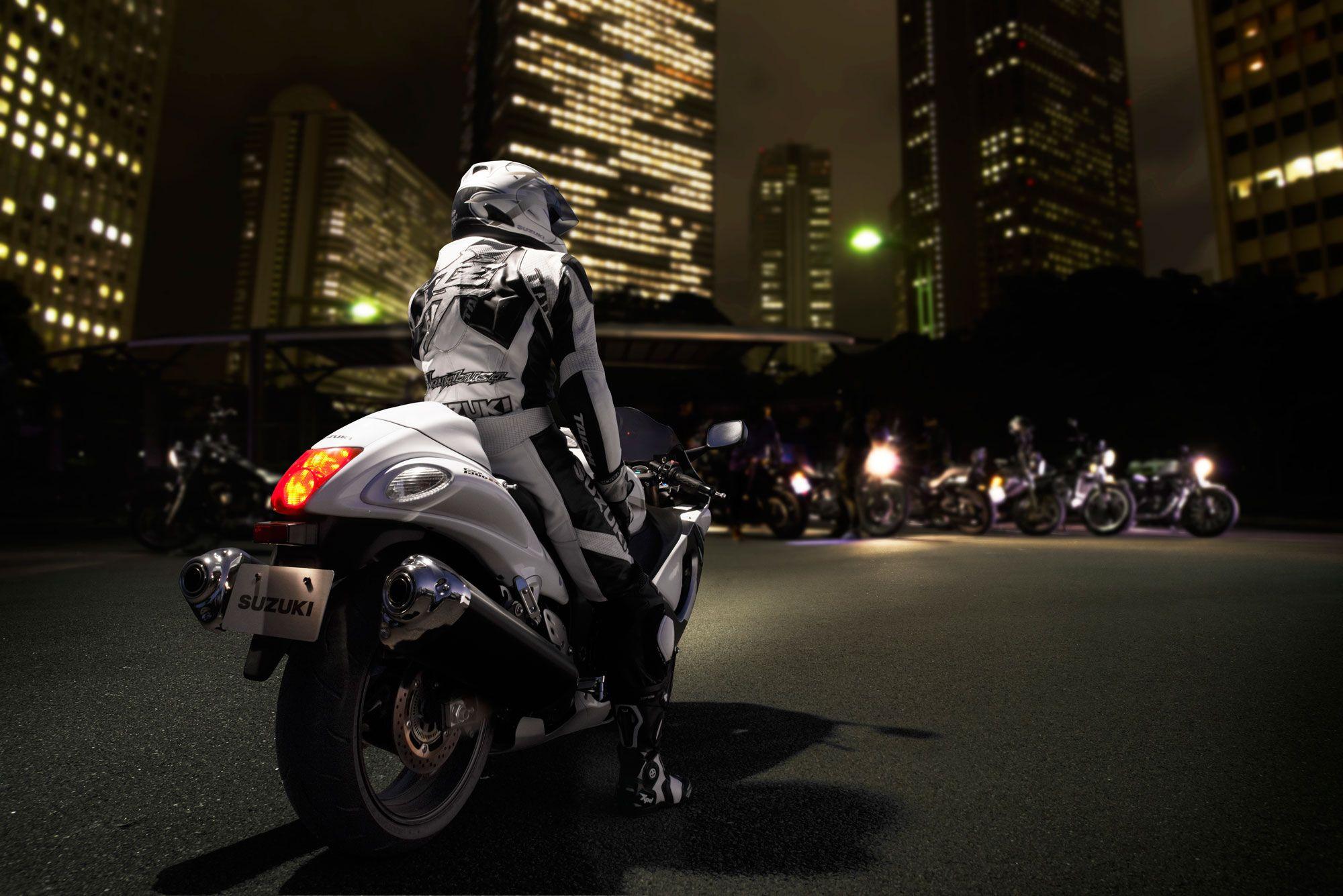 Genial 2013 Suzuki Hayabusa GSX1300R ABS
