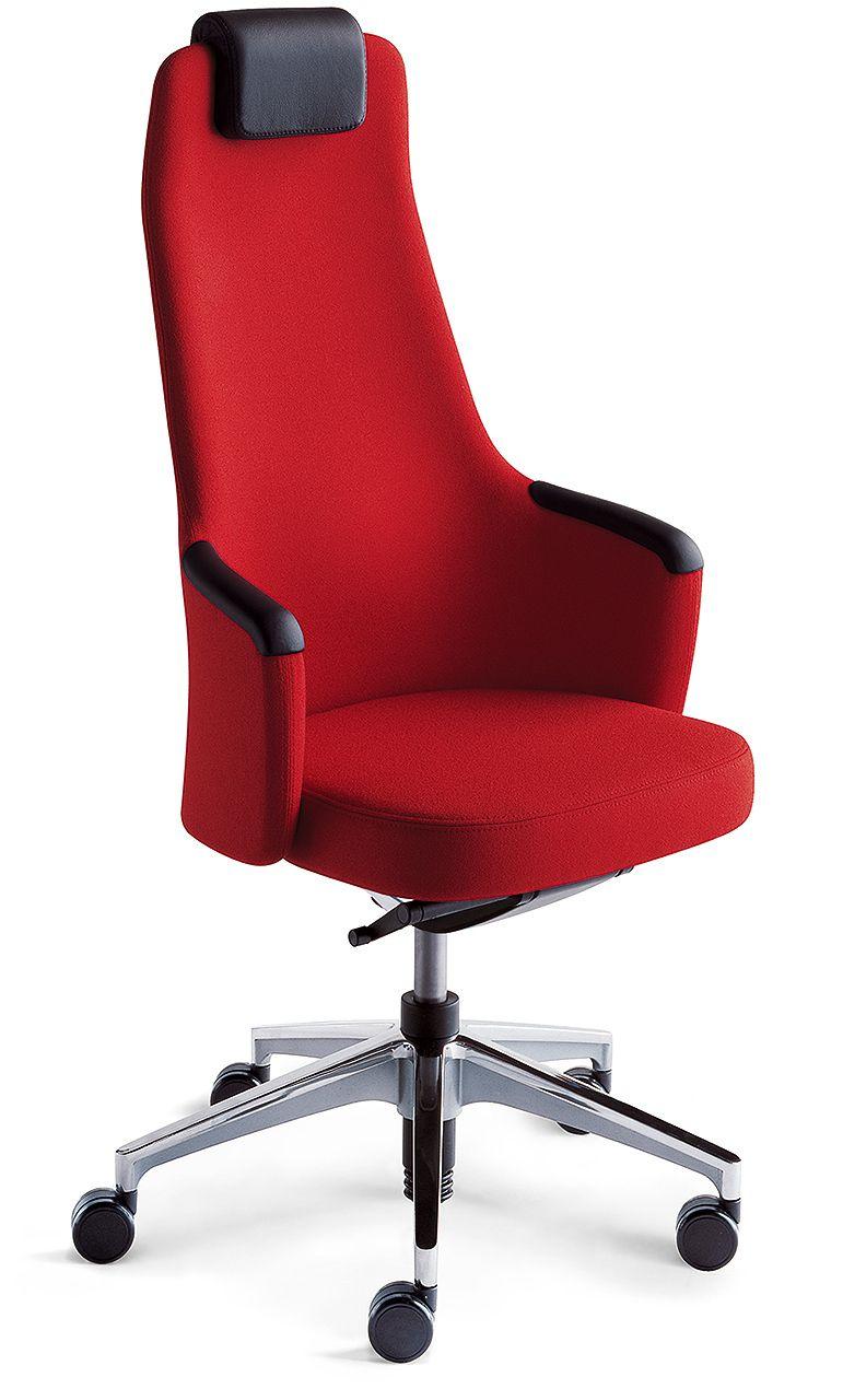 Sedus Silent Rush 103 Endlich Farbe Furs Buro Ein Richtiges Cooles Rot Steinmetzeinrichtungen Modernes Mobeldesign Dynamisches Sitzen Schreibtischsessel