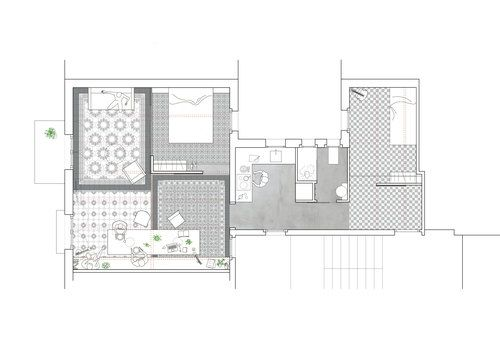 Adrian Elizalde — Reform Apartament in the Eixample