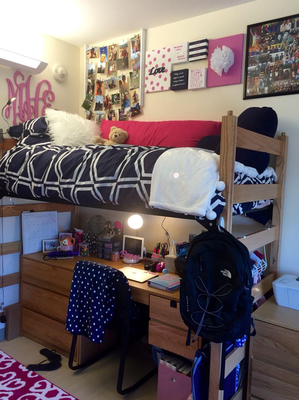 Uri Hillside Hall College Life Dorm Dorm Room