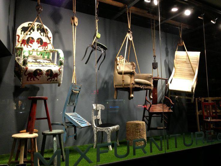 Furniture Window Displays Mix Display Los Angeles Ca Mixfurniture