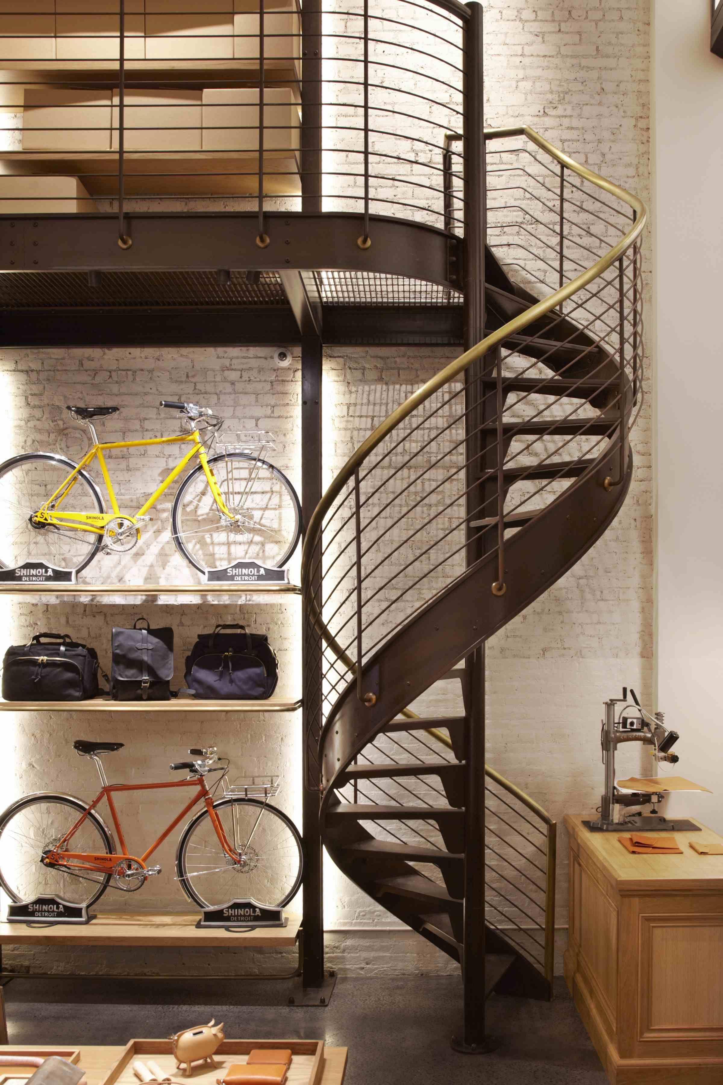 Detroits Shinola Opens Retail Boutique In Manhattanwould Be Cool In