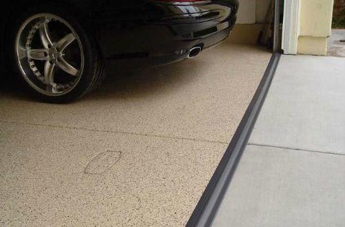 Install A Garage Floor Door Seal For Your New Floor Doors Garage