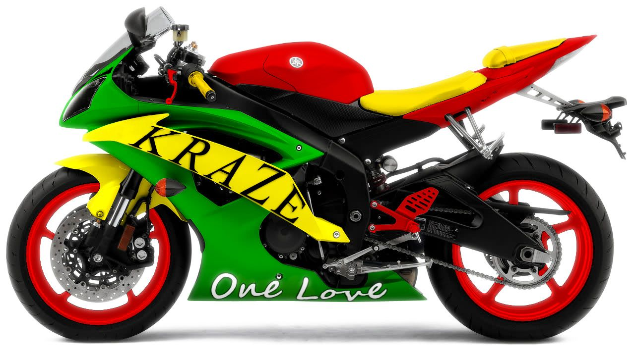 Rasta Motorcycle | Rasta Paint Concept - 06 R6 - Page 3 - Sportbikes ...