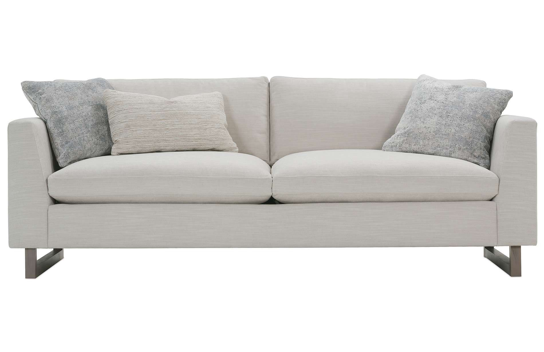 The Darcy 2 Cushion Sofa is designed for those that yearn ...