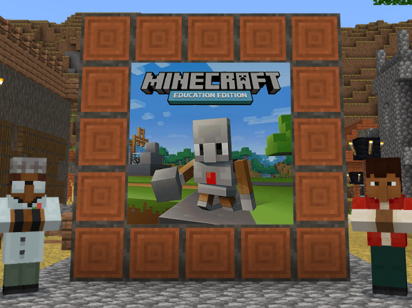 Distance Learning Minecraft Education Edition Distance Learning Schools Around The World Family Learning