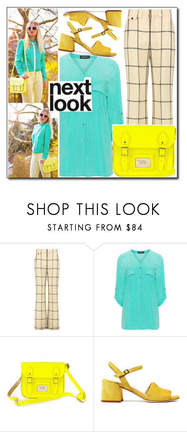 """""""Untitled #536"""" by leathersatchel ❤ liked on Polyvore featuring Chloé and Verpass"""