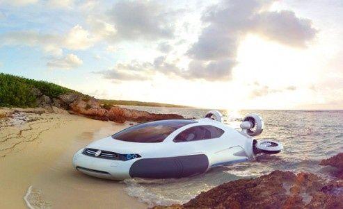 VW hovercraft